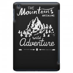 wild adventure iPad Mini Case | Artistshot