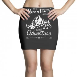 wild adventure Mini Skirts | Artistshot