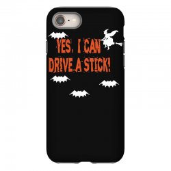 yes i can drive a stick iPhone 8 | Artistshot