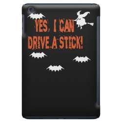 yes i can drive a stick iPad Mini | Artistshot