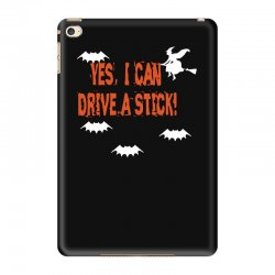 yes i can drive a stick iPad Mini 4 | Artistshot