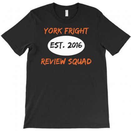York Fright Review Squad T-shirt Designed By Riksense