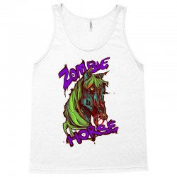 zombie horse classic Tank Top | Artistshot