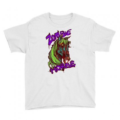 Zombie Horse Classic Youth Tee