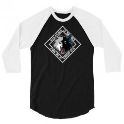 WILD ANIMAL IN THE WORLD 3/4 Sleeve Shirt | Artistshot