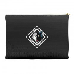 WILD ANIMAL IN THE WORLD Accessory Pouches | Artistshot