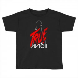 avicii true Toddler T-shirt | Artistshot