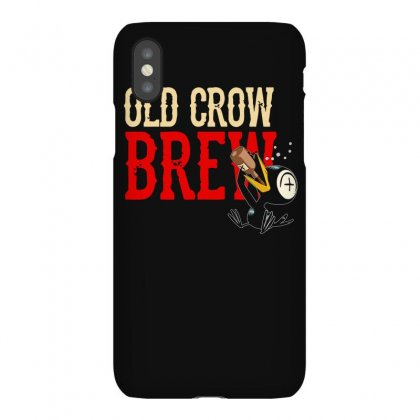 Drinky Crow Iphonex Case Designed By Aheupote