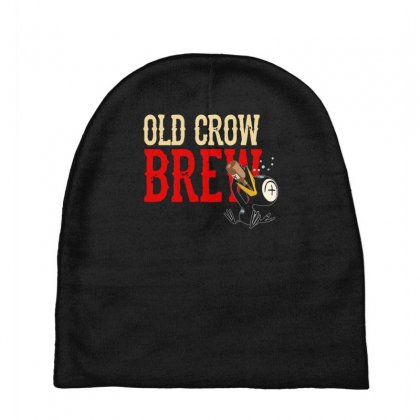 Drinky Crow Baby Beanies Designed By Aheupote