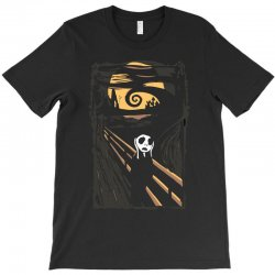 burton's scream T-Shirt | Artistshot