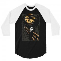 burton's scream 3/4 Sleeve Shirt | Artistshot
