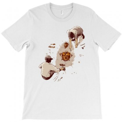 Discovery T-shirt Designed By Mash Art