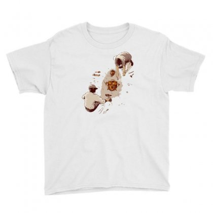 Discovery Youth Tee Designed By Mash Art