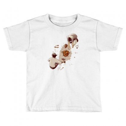 Discovery Toddler T-shirt Designed By Mash Art