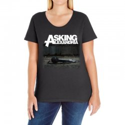 asking alexandria stand up and scream metalcore parkway drive Ladies Curvy T-Shirt | Artistshot