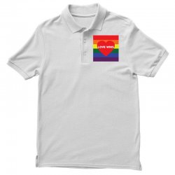 Love Wins Polo Shirt | Artistshot