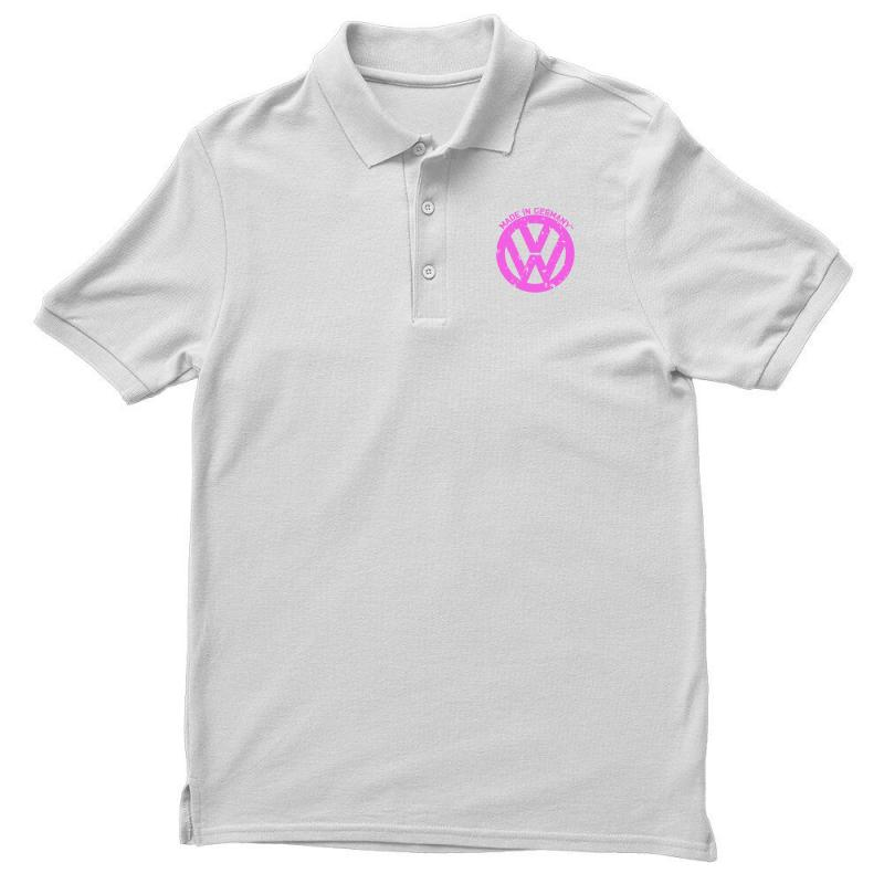 Custom Made In Germany Polo Shirt By Rardesign - Artistshot c7138bcaa