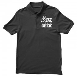 Like a i love cool sexy geek nerd glasses boss Polo Shirt | Artistshot
