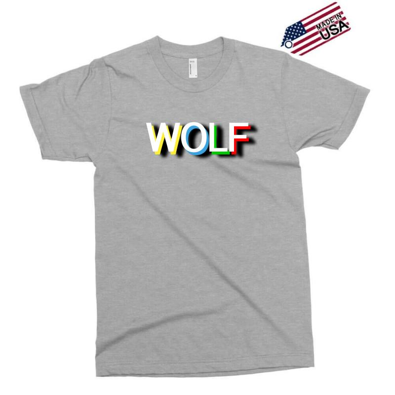 Wolf Exclusive T-shirt | Artistshot