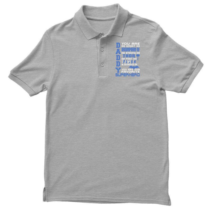 Daddy - Fathers Day - Gift For Dad Men's Polo Shirt | Artistshot