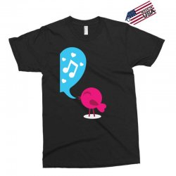 Love Bird Exclusive T-shirt | Artistshot