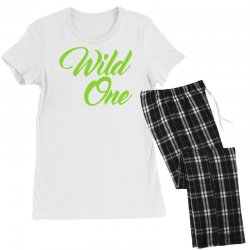 Wild One Women's Pajamas Set | Artistshot