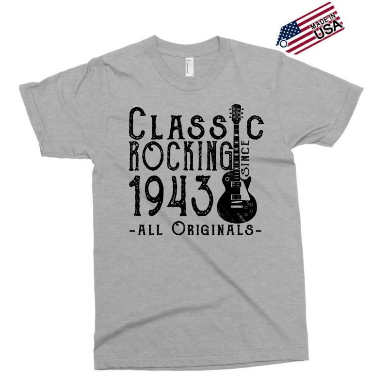Rocking Since 1943 Exclusive T-shirt | Artistshot