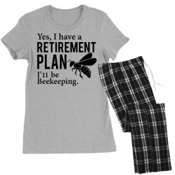 Yes I have a Retirement Plan Women's Pajamas Set | Artistshot