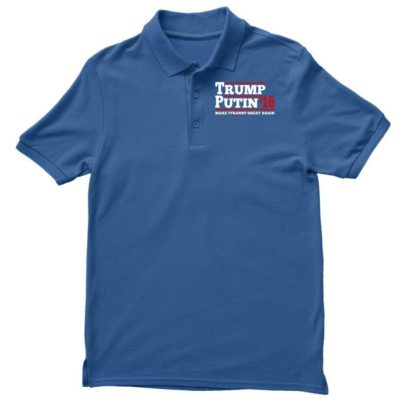 Trump Putin 2016 Men's Polo Shirt | Artistshot