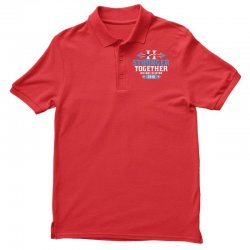 Stronger Together Hillary Clinton Polo Shirt   Artistshot