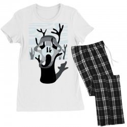 the tree's scream Women's Pajamas Set | Artistshot