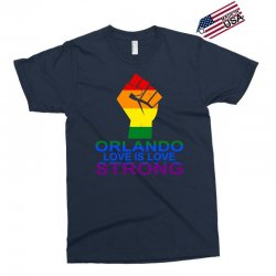Love Is Love, Orlando Strong Exclusive T-shirt | Artistshot