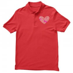 love gym pink dumble Polo Shirt | Artistshot
