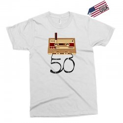 music tape retro Exclusive T-shirt | Artistshot