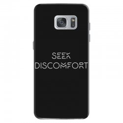 Yes Theory Seek Discomfort Samsung Galaxy S7 Case | Artistshot
