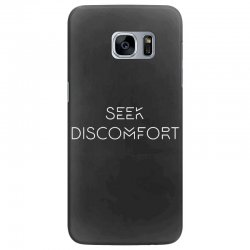 Yes Theory Seek Discomfort Samsung Galaxy S7 Edge Case | Artistshot