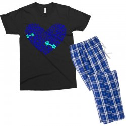 love gym Men's T-shirt Pajama Set | Artistshot