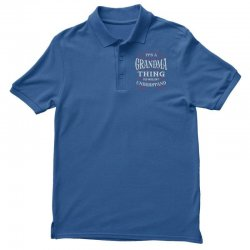 It Is A Grandma Thing You Wouldnt Understand Men's Polo Shirt | Artistshot