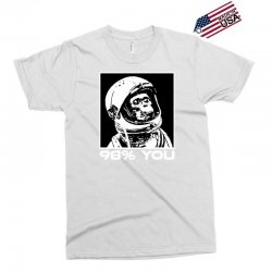 funny monkey astronomy Exclusive T-shirt | Artistshot