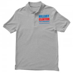 Hillary Clinton For President Polo Shirt | Artistshot