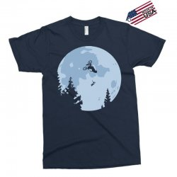funny et moon bmx Exclusive T-shirt | Artistshot