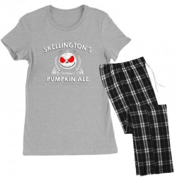 Skellington'spumpkin ale Women's Pajamas Set | Artistshot