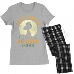 Great Pumpkin Believer Women's Pajamas Set | Artistshot