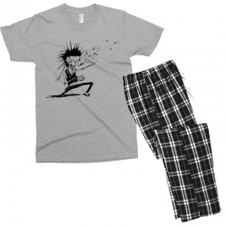 Zombie Music Men's T-shirt Pajama Set | Artistshot
