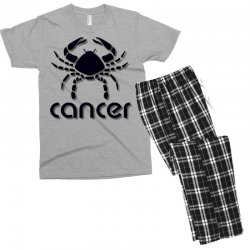 cancer Men's T-shirt Pajama Set | Artistshot