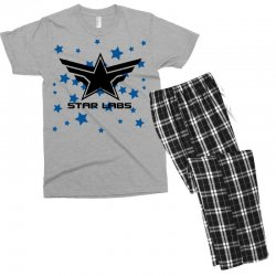 star labs Men's T-shirt Pajama Set | Artistshot