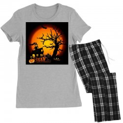 Happy Halloween Women's Pajamas Set | Artistshot