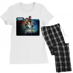 stranger things 01 Women's Pajamas Set | Artistshot