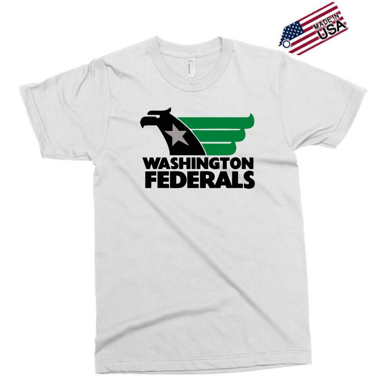 43adbe0e large washington federals usfl vintage college funny mens t shirt Exclusive  T-shirt