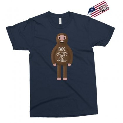 Dads Like Mums But Hairier Exclusive T-shirt Designed By Gematees